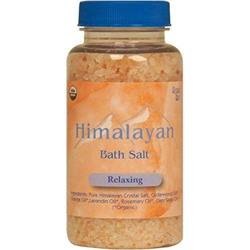 Bath Salt Org. Relaxing ()