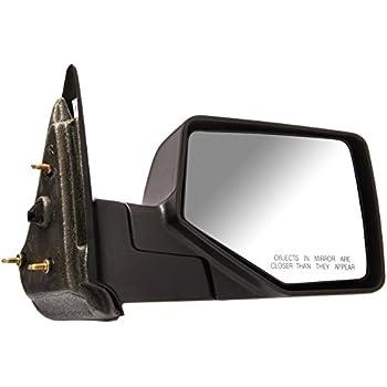 TYC 06-11 Ranger Pickup Truck Manual Black Fold Door Mirror Right Passenger Side