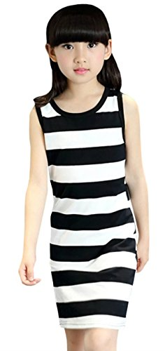 LATUD Sleeveless Stripes Summer Cotton product image