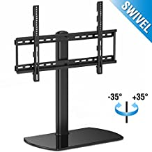 FitueyesSwivel Universal TV Stand/Base Tabletop TV Stand with mount for 32 to 65 inch Flat screen Tvs/xbox One/tv Component /Vizio Tv Manufacturer: Ningbo Suomai Shi Ting Keji Youxian Gongsi