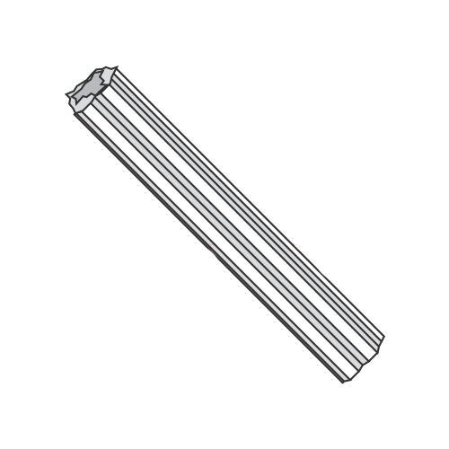 "#4 - #6 x 1"" Fluted Plastic Anchors/Nylon/for Use with #4 - #6 Screws/Length: 1"" / Drill Size: 3/16"" (Carton: 1,000 pcs) 41iE0nj8BgL"