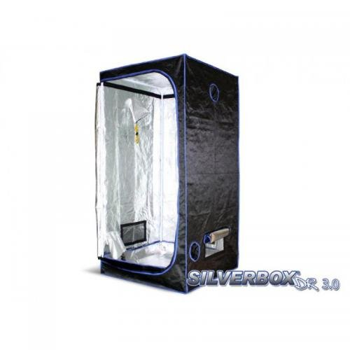 SilverBox DR3 Growbox 120x120x205cm