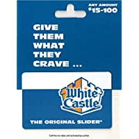 Deals on $50 White Castle Gift Card