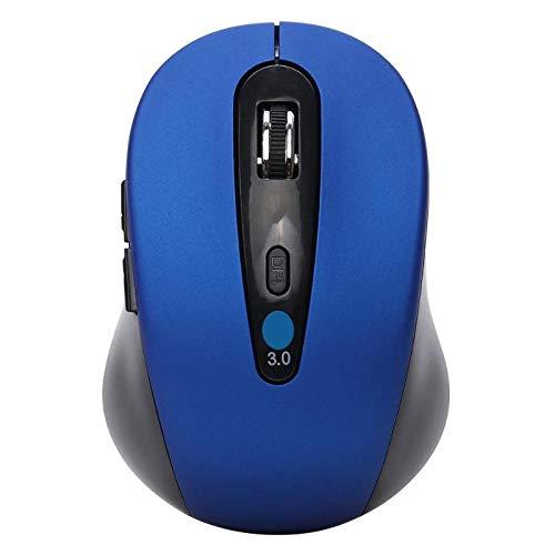 Blue-Ocean-11 - Mouse Bluetooth 3.0 1600DPI Wireless Gaming Computer office Home Mice Windows 7/XP/Vista Laptop - Vista Notebooks Bluetooth