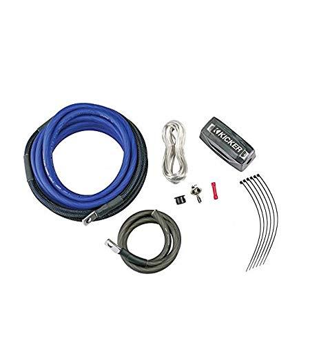 Kicker PK4 4-Gauge Power Amp Installation Kit
