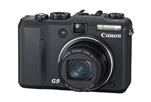 Canon PowerShot G9 12.1MP Digital Camera with 6x Optical Image Stabilized Zoom
