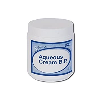 Amazon.com : AQUEOUS CREAM 500 G : Beauty