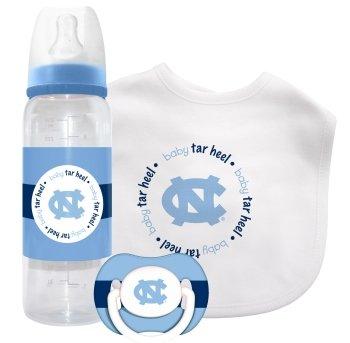 NCAA North Carolina Tar Heels Baby Fanatic Gift Set