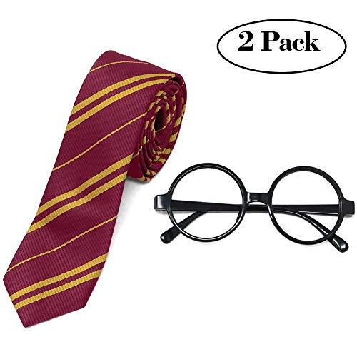 Accesorios de Halloween novedosas gafas y corbata 13