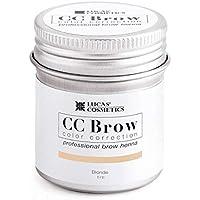 Professionele Brow Henna CC BROW van Lucas Cosmetics (Blonde)