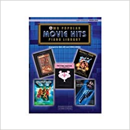 Popular Piano Library: Movie Hits, Primer Level Music Book