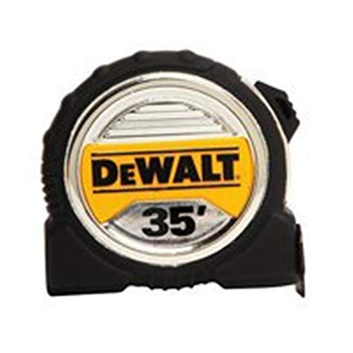 TotalTurf DWHT33387 1.25 x 35 Ft. Measuring Tape