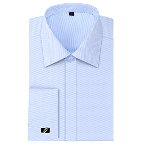 light blue duty shirt - 4