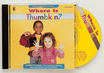 (Where Is Thumbkin Cd)