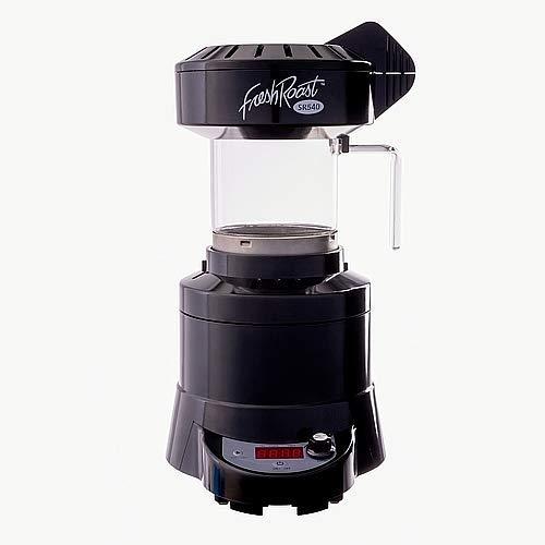 Fresh Roast Model SR-540 Home Coffee Roaster with 12 ounces of Yemeni Haimi Mocca Beans