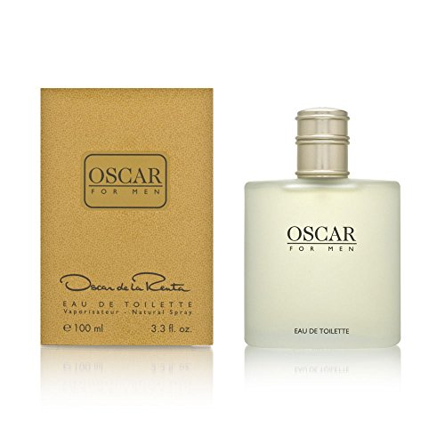 (Oscar De La Renta Oscarfor Men, 3.4 Ounce Eau De Toilette Spray (Yellow Box) )
