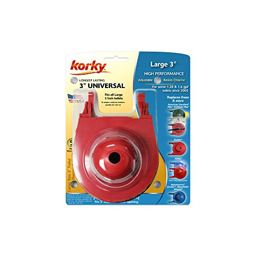 Buy korky toilet flapper 3060