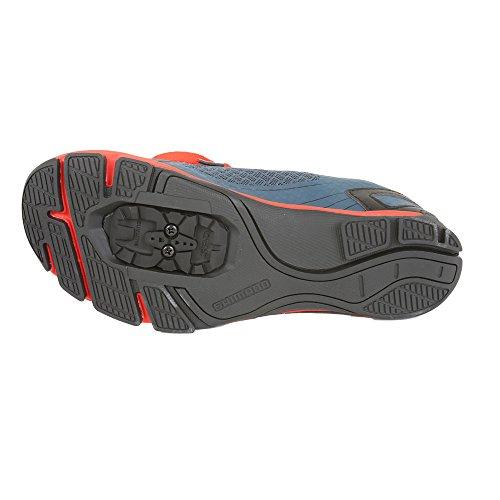 ShimanoESHCT41G - Zapatillas de ciclismo - navy
