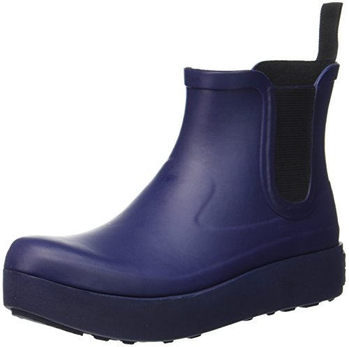 Colours of California Women's Rbnew03-f17 Wellington Boots Blue (Navy Nav) ceBWdEW9