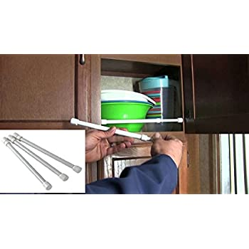 Rv Organization Accessories Awesome Amazon Kitchen Storage Organization Accessories Cupboard Bars