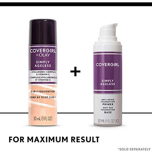 Covergirl & Olay Simply Ageless Makeup Primer