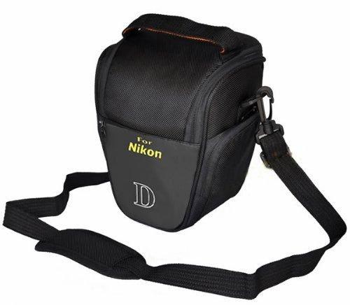Amazon.com : PlusDig Camera Case Bag for Nikon - Dslr ...