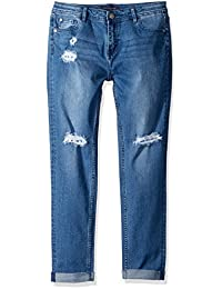Big Girls' Stretch Denim Jeans