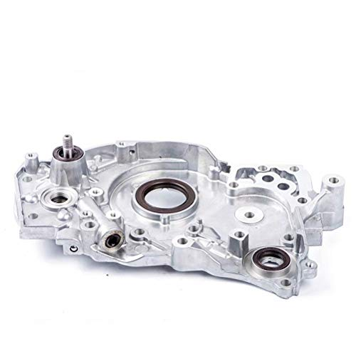 - Botine Front Cylinder Block Case Assy Oil Pump Lubrication for Pajero Montero II 2nd L200 L300 Galant Hatchback