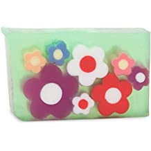 Primal Elements Wrapped Soap Bar, Flower Child Soap, 6.0 Ounce