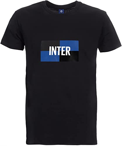 Inter New Logo T-Shirt T-Shirt Unisex - Adulto
