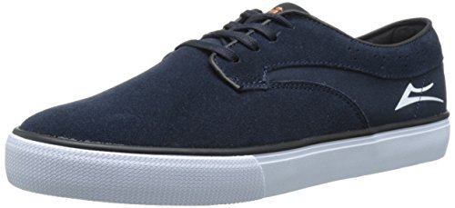 Lakai Riley Hawk, Men's Skateboarding Midnight Suede