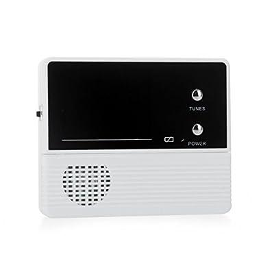 "Rosbane(TM)2.4"" TFT Electronic Digital Peephole Viewer Doorbell Security Camera Monitoring System Night Vision"