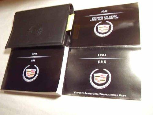 2005-cadillac-srx-owners-manual