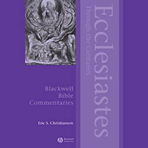 Ecclesiastes Through the Centuries Audiobook