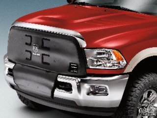 2010-2018 Ram Truck Cold Weather Front End Cover (Covers Winter Grill)