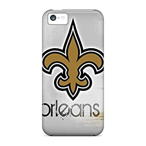 Hot Fashion Wlv6649hXwl Design Case Cover For Iphone 5c Protective Case (new Orleans Saints)