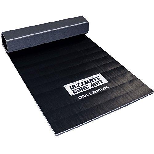 Dollamur Flexi-Roll Ultimate Core Mat-Pro Series (Black)
