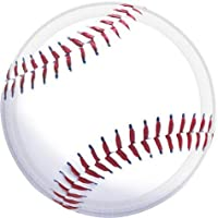 Baseball Fan Dessert Plates 8ct