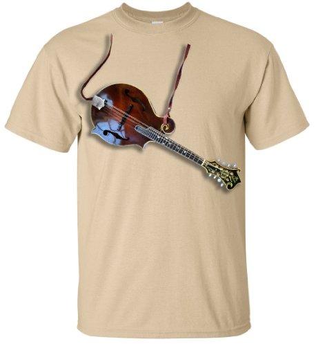 (F 5 Mandolin T-Shirt/tee - Medium)