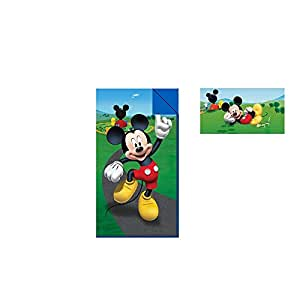 Amazon Com Disney Mickey Mouse Clubhouse Slumber Bag And