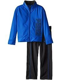 PUMA Boys' Tricot Jacket and Pant Set