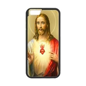 Jesus christ Design Pattern Hard Skin Back Case Cover Potector For For Iphone 6 5.5 Case color7