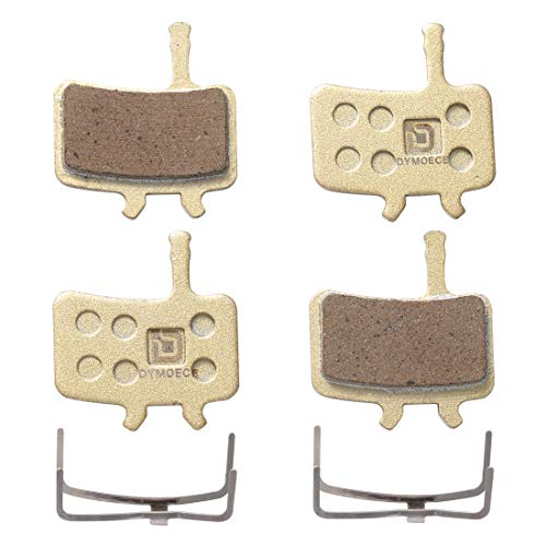 Dymoece 2 Pairs Sintered Metal Bicycle Disc Brake Pads Sram Avid BB7 Juicy 3 5 7