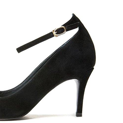 Tacones De Zapatos WYYY Mujer Deducci gwpWWntq5C