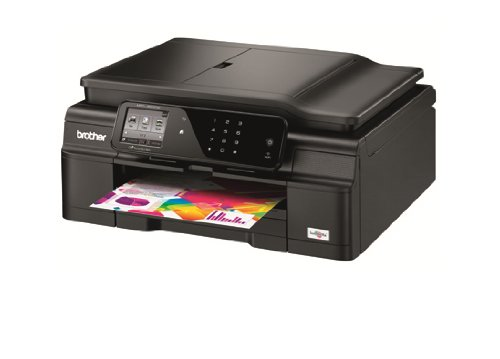 Jual Brother Printer Mfcj650dw Wireless Color Printer With Scanner