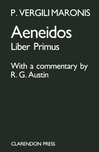 Aeneidos: Liber Primus (Bk.1)