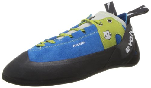 Evolv Men's Axiom-M, Blue/Green, 10.5 M US