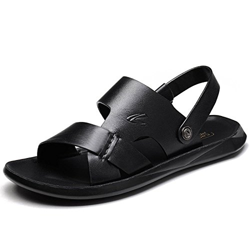 Y Pantuflas De Ocasionales Impermeables Sandalias Black Verano Playa Sandalias Zapatos De 0Pq8nz0g