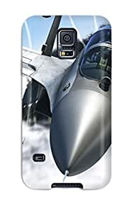 Hard Plastic Galaxy S5 Case Back Cover,hot Tom Clancy Hawx 2 Game Case At Perfect Diy
