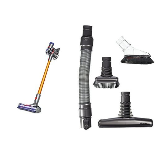 Dyson V8 Absolute Cord-Free and Dyson Genuine Handheld Tool